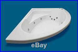 12 Jet Trojan Orlando R Hand Whirlpool Jacuzzi Spa Bath With Panel