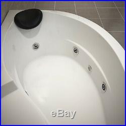1500MM Whirlpool Spa Jacuzzis Message Left Corner Bathtub 1510L