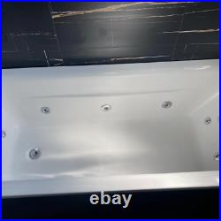1500mm Whirlpool Jacuzzi Type Acrylic Spa bath
