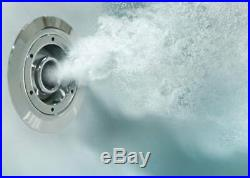1800 x 800mm Whirlpool Bath Straight Double Ended Standard 6 Jets Jacuzzi Style