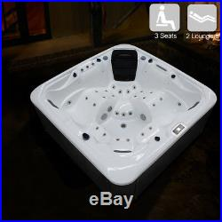 2018 Design Hot Tubs Spa Jacuzzis whirlpool Outdoor Bathtub 6-8 Person