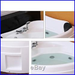 2019New Whirlpool Shower Spa Jacuzzis Massage Corner 2 person Bathtub Family Use