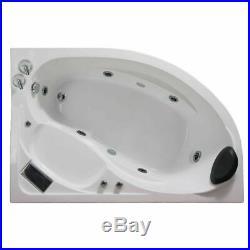 2019 New 1500MM Whirlpool Spa Jacuzzis Message Right Corner Bathtub 1510R