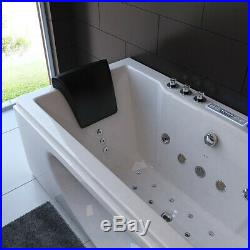 2019 New Whirlpool Massage Bath Shower Spa Jacuzzis Straight 2 person Bathtub