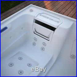 2020 Hot Tub Spa Jacuzzis Outdoor Whirlpool Bath With 24 Jets suit for 3 people