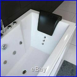 2020 New Whirlpool Bath Massage Shower Spa Jacuzzis Straight 2 Person Bathtub