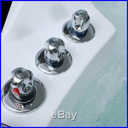 2020 New Whirlpool Bath Shower Spa Jacuzzi Massage Corner 2 person Bathtub