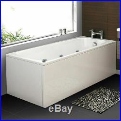 2020 Whirlpool Acrylic Bath Shower Spa Jacuzzi Massage jets Bathtub With Waste