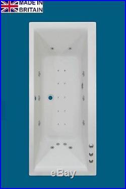22 CHROMEJET TROJAN ELITE 1700x750mm DE WHIRLPOOL SPA JACUZZI BATH