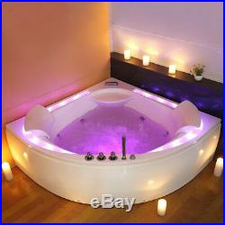 2 Person Indoor Whirlpool Bath Tub Hydro-Therapeutic Jacuzzi 1400 X 620Mm