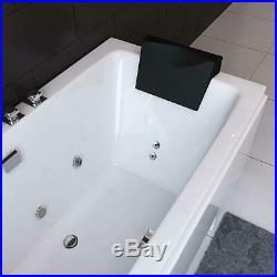 2 Person Whirlpool Bath Tub Hydrotherapeutic Jacuzzi, Platinum Spas Sardinia New