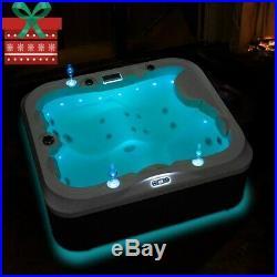 3-4People Computer Control Panel Hot Tub Jacuzzis Massage Jets Whirlpool Bathtub