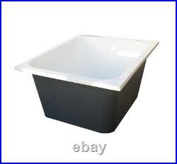 6 Jet Oriental Deep Soaking Japanese Style Bath 1400 x 1000 Whirlpool Jacuzzi