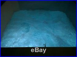 8 Jet Oriental Japanese Whirlpool Bath Tub 1200 x 1000 Baths Jacuzzi Spa