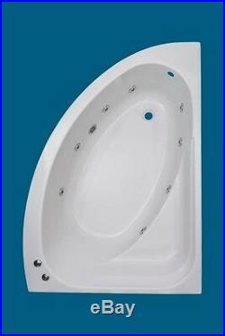 8 Jet Trojan Orlando R Hand Whirlpool Jacuzzi Spa Bath Without Panel