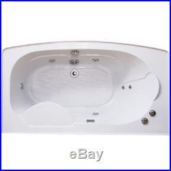 A15000SW Whirlpool Shower Cabin Jacuzzis Cubicle Enclosure Room Jets Bath Corner