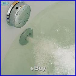 A1700SW Steam Shower Whirlpool Jacuzzis Bath Corner Cabin Cubicle Enclosure Room