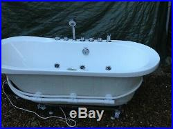 AONISI JACUZZI WHIRLPOOL FREESTANDING BATH model AS-806 SIZE