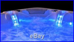 Brand New Spas Luxury Hot Tub Spa Whirlpool 6 Seats Ipod White Jacuzzi Balboa