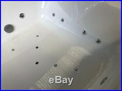 CG 1950 x 1350 mm Phoenix Marino Amanzonite 4 Person System 3 Whirlpool Air bath