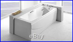 Carron Imperial 1500 x 700 11 Jet Whirlpool Jacuzzi Spa Bath + Free LED Light