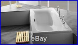 Carron Linea 1900 x 900 11 Jet Whirlpool Bath Large Baths Jacuzzi Spa