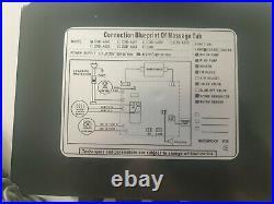 Commande Dxd A005 pour Whirlpool Baignoire Jacuzzi Contrôleur + commande