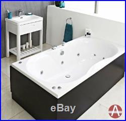 Florida Inset Designer Spa Jacuzzi Bath 2 Sizes (Luxury Bathing 4 Options)