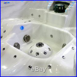 Hot Tub 6-7 Person Luxury Jacuzzi Whirlpool Spa 32amp American Balboa Bluetooth