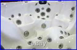 Hot Tub 6-7 Person Luxury Jacuzzi Whirlpool Spa 32amp American Balboa Bluetooth
