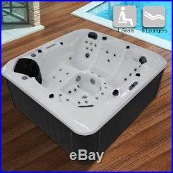 Hot Tub Tubs Spa Jacuzzis whirlpool Bathtub Outdoor For 6-8 Person J400