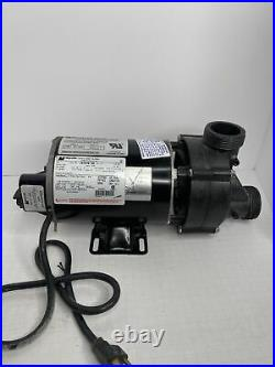 Insulated Wet End Pump Spa Tub Motor Whirlpool Jacuzzi Magnetek 07-1AC 1795 USA