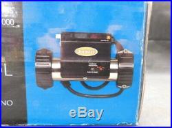 JACUZZI Inline Whirlpool Heater - LH05000