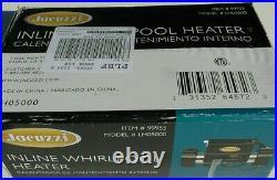 Jacuzzi 1500-Watt Inline Heater 99955