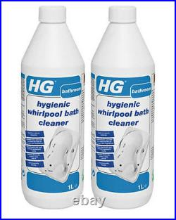 Jacuzzi Whirlpool Spa Bath Cleaner 24+ Weeks Supply (2 x 1 Litre Bottles)