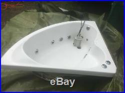 Jacuzzi whirlpool boat bath