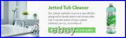 Jetted Bathtub Cleaner for Jacuzzis Whirlpools Spas Plumbing Septic Safe 32 oz