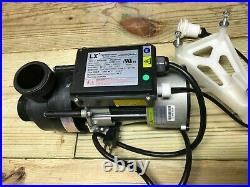 Jetted Tub Whirlpool Pump Motor 1 HP American Standard Jacuzzi 752538-0070A