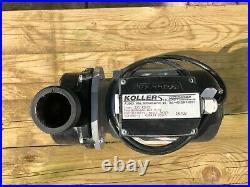Koller Whirlpool Pump A3902 Bath pump and jacuzzi
