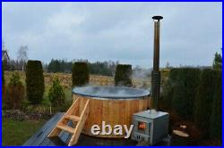 Kunststoff Hot Tub Hot Pot Badetonne Badefass Badezuber Jacuzzi