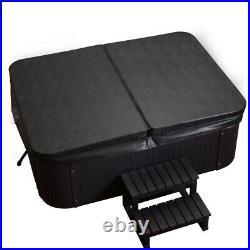 Luxury (2S+1L) Hot Tub Spa Jacuzzi Outdoor 21 Jets Bluetooth Whirlpool Bathtub