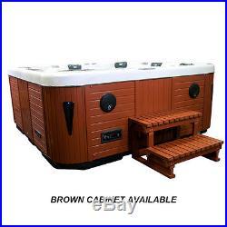 Luxury Exuma Hot Tub 17 Remote Tv / Cd/dvd Jacuzzi Spa Hot Tubs Whirlpool Bath