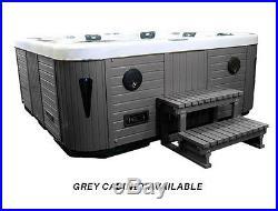 Luxury Exuma Hot Tub Ipod/mp3 Jacuzzi Spa Hot Tubs Whirlpool Bath Rrp £5999