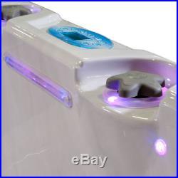 Luxury Hot Tub Jacuzzi Spa Hot Tubs Whirlpool Bath 17 Remote Tv / Cd/dvd