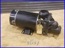 MAGNETEK JACUZZI Whirlpool and Tub Pump & Motor 1.0 HP 115/230 VAC NEW