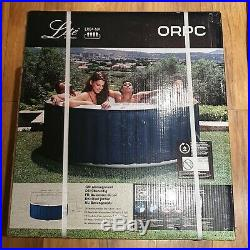MSPA Lite Inflatable 4-Person Whirlpool Hot Tub Jacuzzi Spa FREE DELIVERY