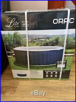 MSPA Lite Inflatable 4-Person Whirlpool Hot Tub Jacuzzi Spa RECEIPT & FAST POST