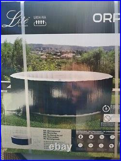 MSPA Lite Whirlpool Inflatable 4-Person Hot Tub Spa Jacuzzi BRAND NEW FREE P&P