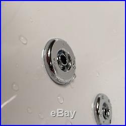 Mia 1700 x 700mm 24 Jet Whirlpool / Jacuzzi Bath