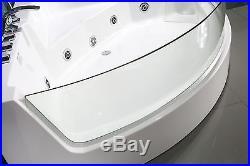 NEW 2018 WHIRLPOOL JACUZZI SPA CORNER BATH JETS 1350mm x 1350mm VENICE